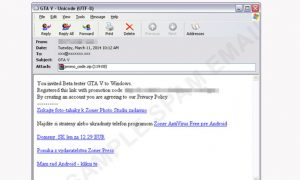 GTA V PC: 'Grand Theft Auto 5' Beta Email Scam Includes Malware; No Word on Xbox One, PS4 Release