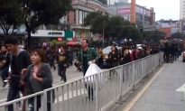 Panic Over Knife Attacks Causes Stampedes in China