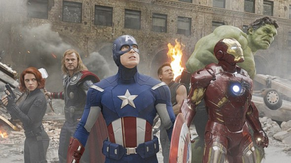 Will Avengers 3 be without some key members, such as Hulk, Black Widow, and Thor?(Courtesy of Walt Disney)