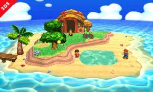 Super Smash Bros 4 News: New Stage Revealed for Nintendo 3DS Version