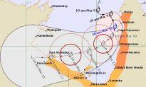 Tropical Cyclone Gillian Update: Storm Veering Off to Sea, Expected to Weaken