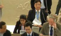 Canadian NGO Raises China's Forced Organ Harvesting from Falun Gong at UNHRC
