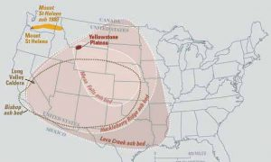 Will the Yellowstone Volcano Erupt in Our Lifetime? (+Map)