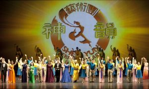 Chinese Consulate Tries to Cancel Shen Yun in Spain