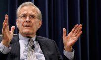 Rumsfeld's Biggest Unknown: Himself