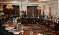 The Political Process in Libya