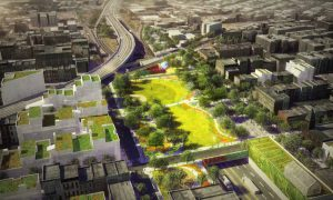 Addressing Infrastructure Problems With Landscape Architecture