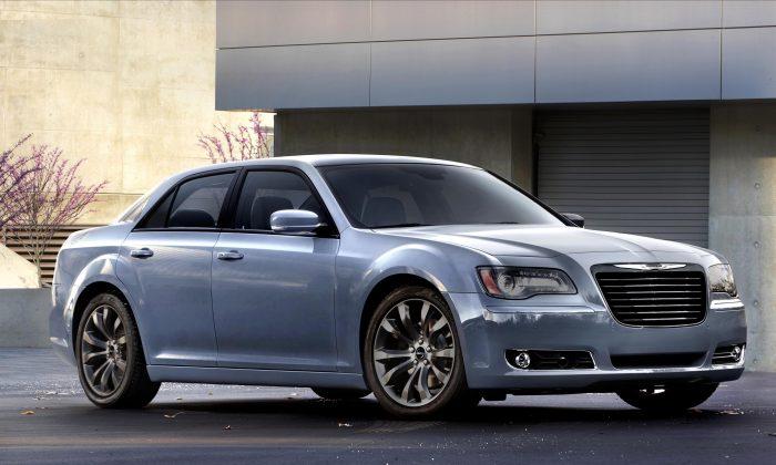 2014 Chrysler 300 (Courtesy of Chrysler)
