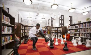 A Modern Update for the World's First Children's Library