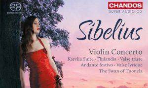 Album Review: Jennifer Pike and the Bergen Philharmonic - 'Sibelius Violin Concerto'