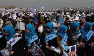 Afghanistan's Hazara Minority Flexes Its Political Muscles