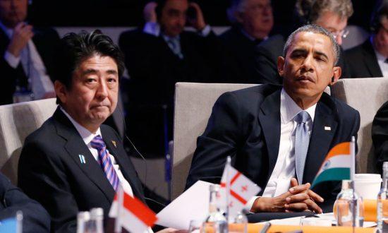 Obama Visits Asia, Skips China