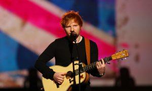 Ed Sheeran Faces $20M Lawsuit Over Single 'Photograph'