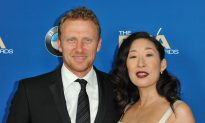 Sandra Oh, Dr. Cristina Yang Actress on 'Grey's Anatomy,' Does Last Scene With Costar Kevin McKidd