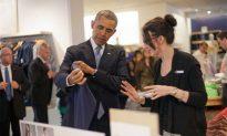 Obama Recognizes Manhattan Restaurant Owner's Kindness