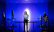 Theater Review: 'The Library'