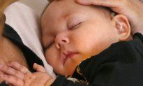 How Touch Can Shape Babies' Brain Development
