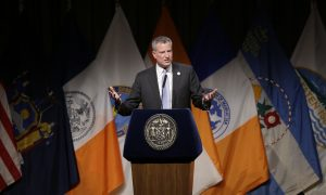 De Blasio's First 100 Days as New York Mayor
