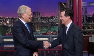 Conan Backs Colbert as Letterman Replacement, Hosts MTV Movie Awards