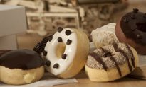 Low-Fat Gourmet Holey Donuts! Coming to NYC