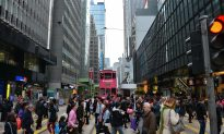 Hong Kong's Economy Grows at Snail's Pace Since 1997