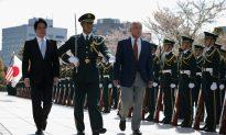 US Beefing Up Naval Defense in Japan