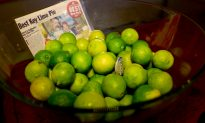Skyrocketing Lime Prices Hit NYC Pie Producers