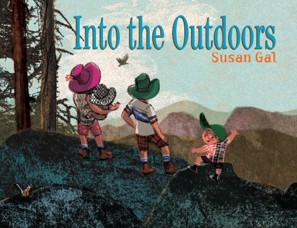 """Into The Outdoors"" by Susan Gal"