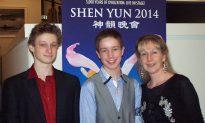 International Singer Speechless Over Shen Yun