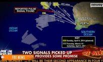MH370 Search: Multiple Pings Detected in Indian Ocean