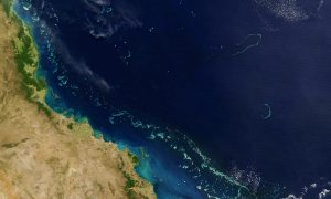 Satellite Technology to Help Ailing Great Barrier Reef