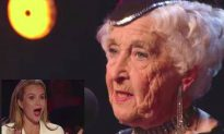 Watch: 79-Year-Old Paddy Jones Stunned With 'Ballistic' Moves on Britain's Got Talent