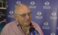 Sam Doumany Says Shen Yun Brings Chinese Culture to Life