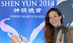Shen Yun 'Very Rewarding to the Soul,' Says Distinguished Dancer