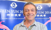 Artist Plans to See Shen Yun Again Next Year