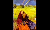 Art Speaks: John Everett Millais's 'The Blind Girl'