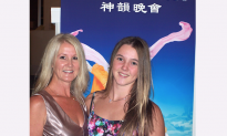 Aerial Artist Says Shen Yun 'Very Synchronised'