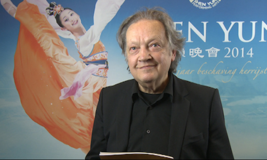 Fashion Designer Inspired by Shen Yun