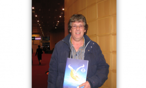 Managing Director is 'Whisked Away' by Shen Yun