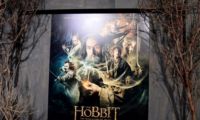 """""""The Hobbit: Battle of the Five Armies"""" completes the tale told in Warner Bros' 'The Hobbit: The Desolation Of Smaug"""" and 'The Hobbit: An Unexpected Journey."""" (Mark Davis/Getty Images)"""