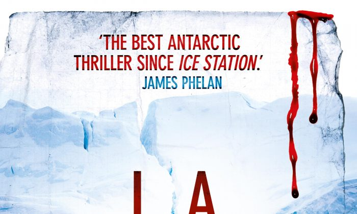 "The cover of the Antarctic thriller, ""Thirst,"" by Australian author L.A. Larkin. A condensed version of the book was removed from Reader's Digest due to pressure from China. (Courtesy of L.A. Larkin)"