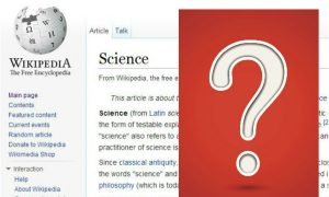 Can You Trust What Wikipedia Tells You About Science?