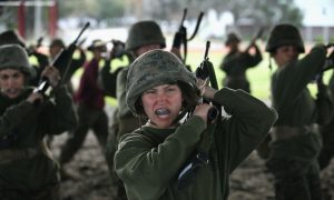 Timeline: Women in Combat