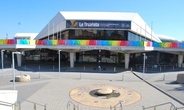 Adelaide Festival Theatre, South Australia. (Epoch Times)