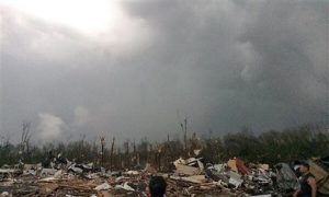 Mayflower Tornado: Huge Twister Slams Arkansas Town (Photos, Videos)