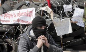 Donetsk: Jews Ordered to Register in East Ukraine or Get Deported, Conflicting Reports Say