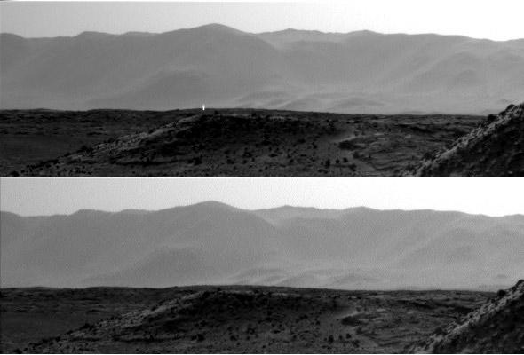 Mars Light