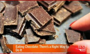 Will a Chocolate Diet Help You Lose Weight? (Video)