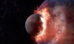 Could Earth Be Flung From Solar System, Explode?