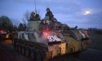 Ukraine Bares Teeth Against Eastern Pro-Russian Uprising